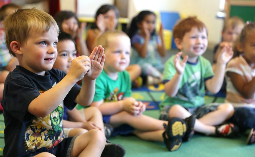 Teaching Sign Language To Infants and Toddlers