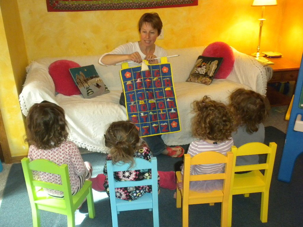 In-Home Daycares Businesses